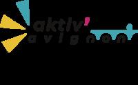 Aktiv'Avignon - Sorties - Loisirs - Activités - Nouveaux arrivants - Vaucluse - Association Logo