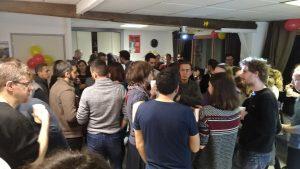 soirée d'anniversaire Aktiv Avignon (gros plan)